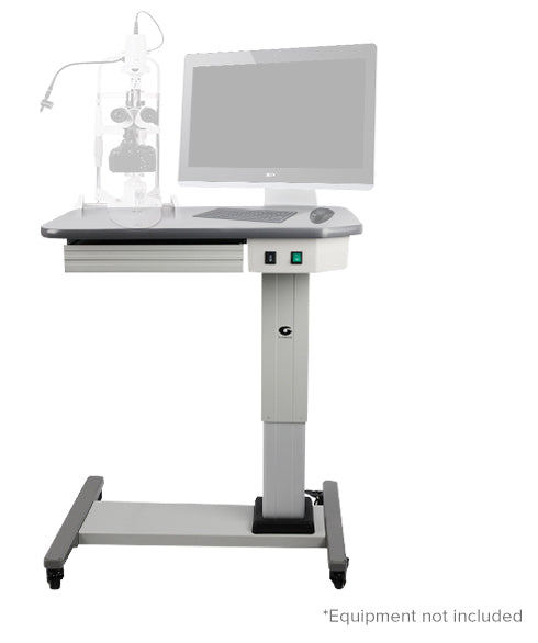 et-800 table two instrument luxvision - us ophthalmic