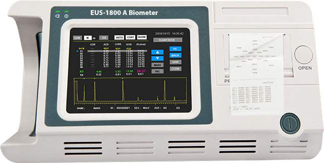 ultrasonic cleanner EUS1800 A ezer - us ophthalmic