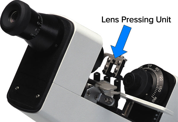 Lensmeter LM-200 Luxvision - US Ophthalmic
