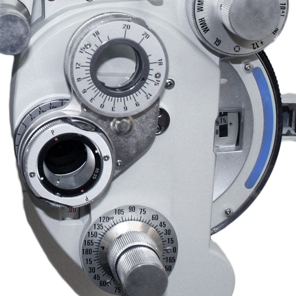 manual refractor r-2600 luxvision us ophthalmic