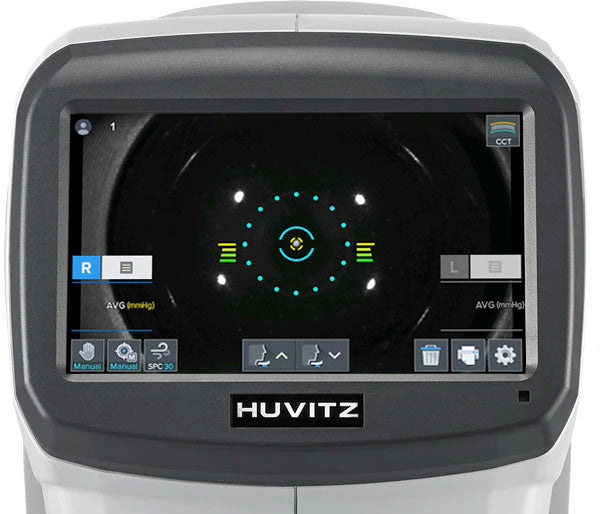 non contact tonometer hnt-1 huvitz - us ophthalmic