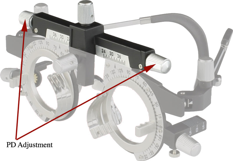 Trial Frame TF-40 luxvision - us ophthalmic