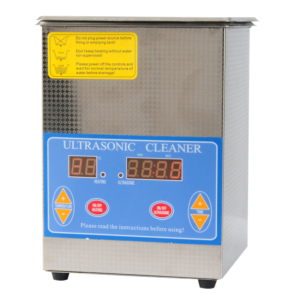 ultrasonic cleaner ucs-2000h luxvision - us ophthalmic