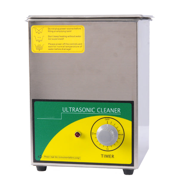 ultrasonic cleaner ucs-2000 luxvision - us ophthalmic