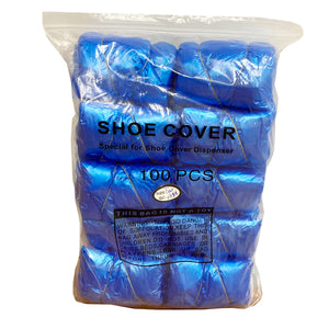 "Shoe Cover Dispenser Consumable - <font color=""#ff0000"">Pack of 100 </font>"