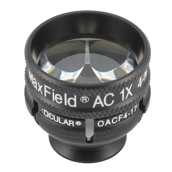 MaxField® Autoclavable 1X 4 Mirror Gonio with 17mm flange