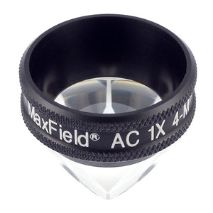 MaxField® Autoclavable 1X 4 Mirror Gonio Large Ring