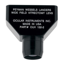 Load image into Gallery viewer, Peyman-Wessels-Landers 132D Upright Vitrectomy Lens