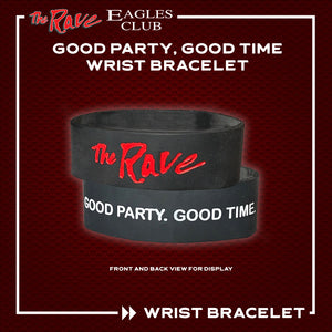 Good Party, Good Time Wrist Bracelet