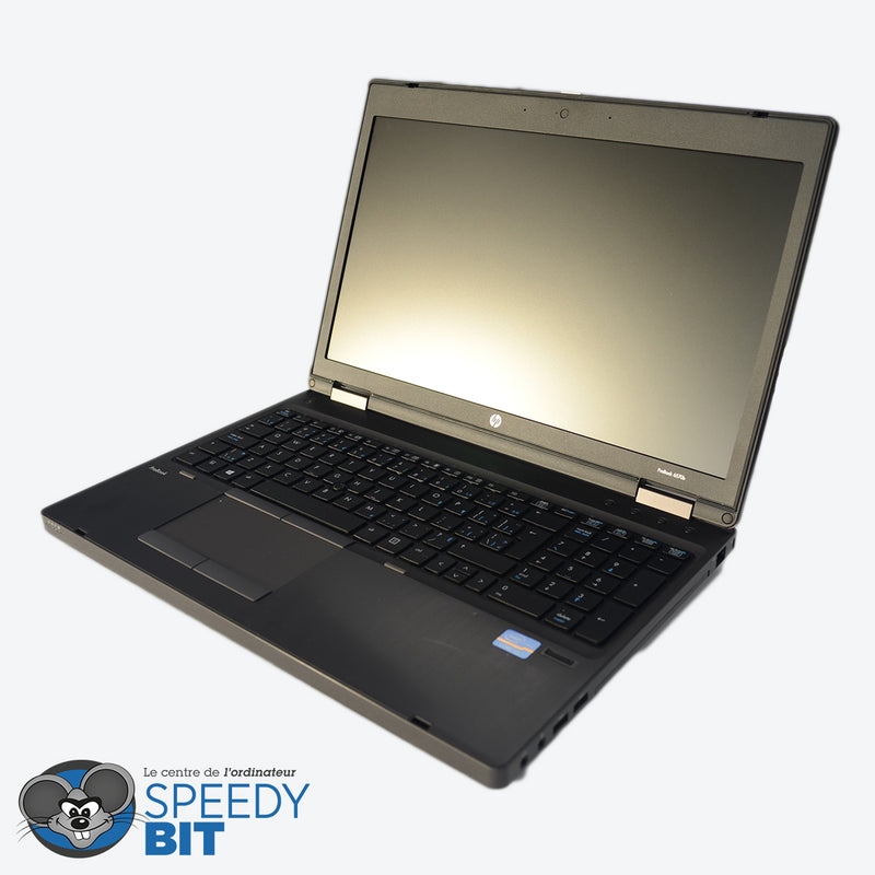 Portable reconditionné HP Probook 6470b