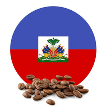 Load image into Gallery viewer, 1 lb. RARE Haitian Blue Organic, Fair-Trade, Small-Batch Roasted Coffee Beans