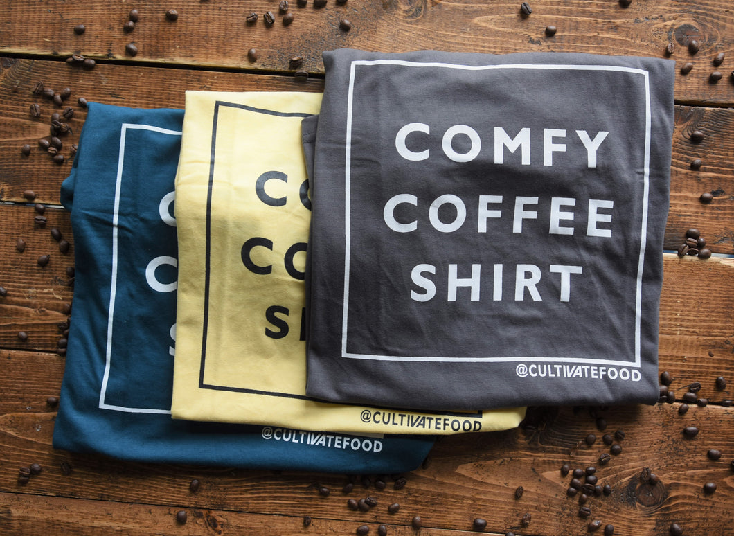 Comfy Coffee Shirt