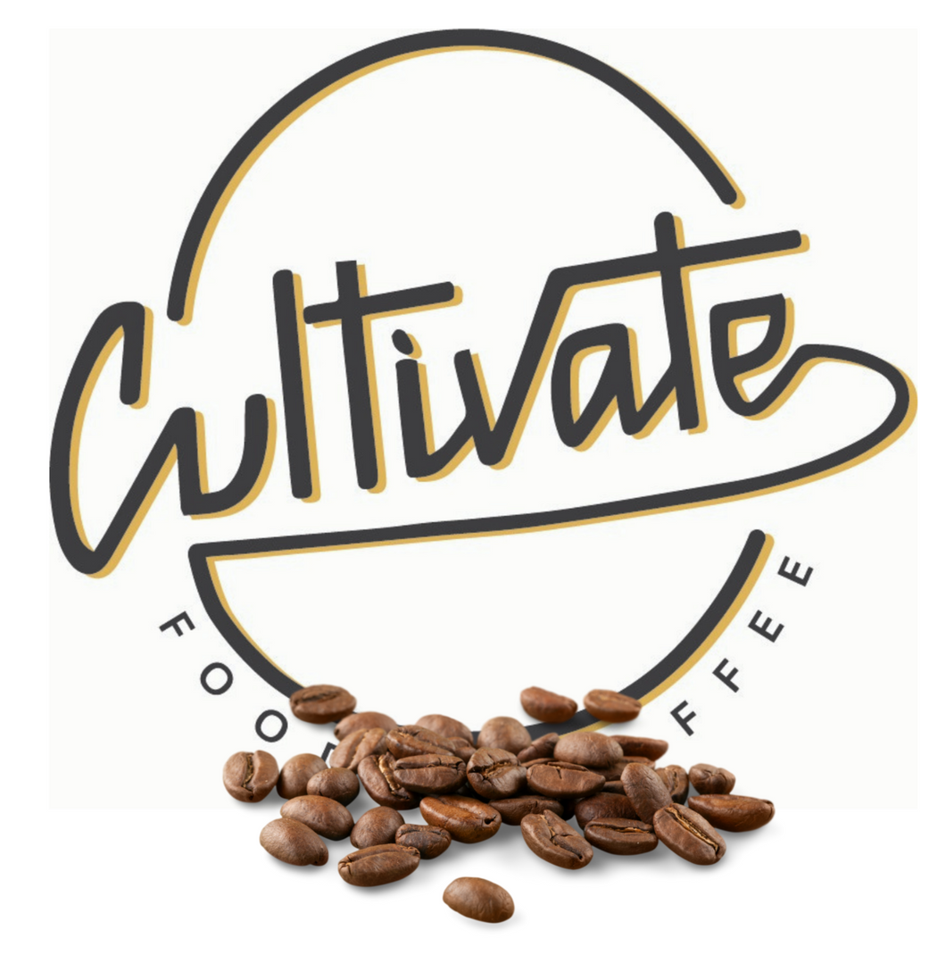 1 lb. Organic, Fair-Trade, Small-Batch Roasted, Cultivate Blend Coffee Beans