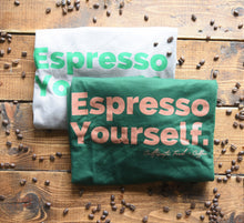 Load image into Gallery viewer, Espresso Yourself Tee
