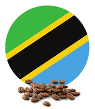 Load image into Gallery viewer, 1 lb. Tanzanian Organic, Fair-Trade, Small-Batch Roasted Coffee Beans