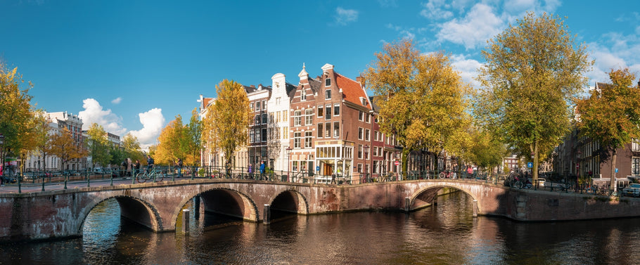 Amsterdam: the canal belt