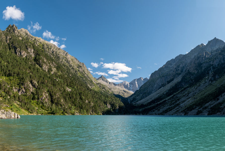 Lac de Gaube: The lovers of the lake