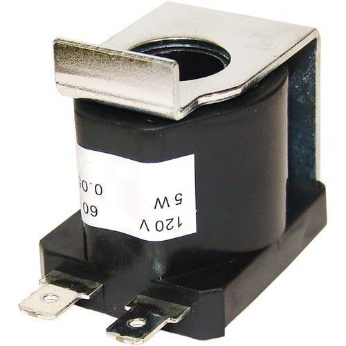 51-1361-RSG - Solenoid Coil Black Moulded 120V 5W 0.05A Refurbished On 54-1026, 54-1053