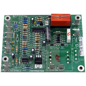 800-3196-RSG - THRMTN Extd Melt Assembly 24V PCB