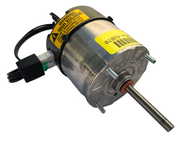 5SME59BLA2070 GE Fasco 5210 OEM Replacement Motor, 208-230V, 1550/550RPM, 1/15 HP, 0.8A, 50/60Hz, 2 Speed