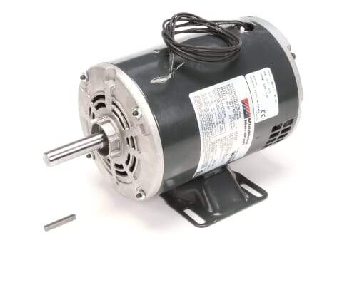 N21524892-RSG - Middleby Marshall - 27381-0066 - Motor, 1/3HP 200-240V 50/60Hz 1PH