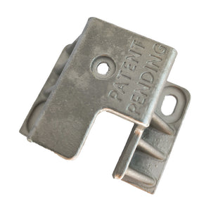 Locking Bracket for Little Caesar's Hot-N-Ready Pizza Portal Heater Door Security