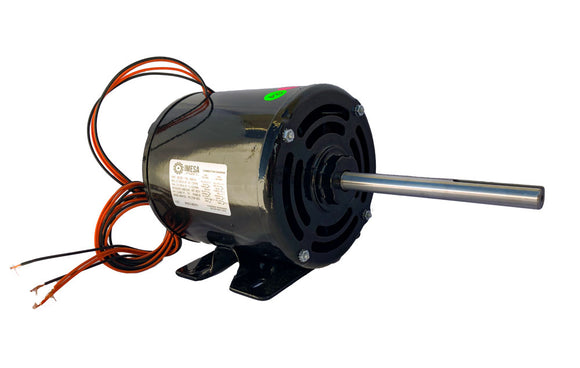 OEM Equivalent to Middleby Marshall Blower Motor, 115/200V, 1/3 HP, 50/60 HZ, 1PH, 1725/1425 RPM, 1 Speed