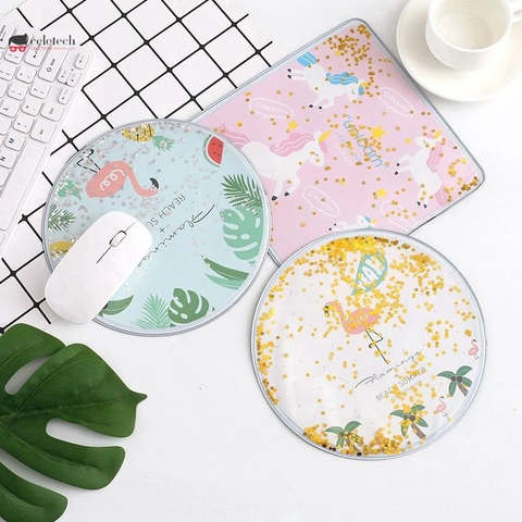 Silicon Gel Mouse Pad