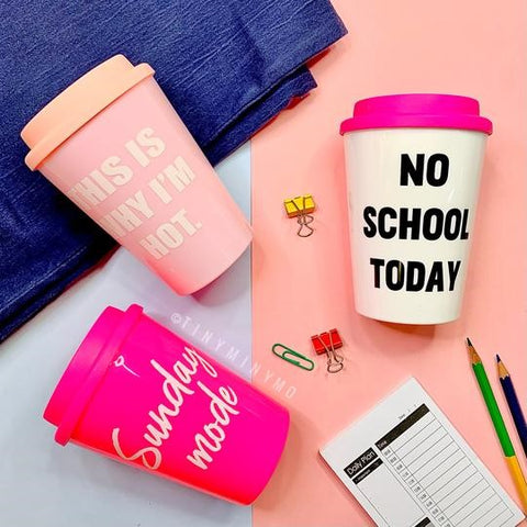 Quirky Quote Tumbler