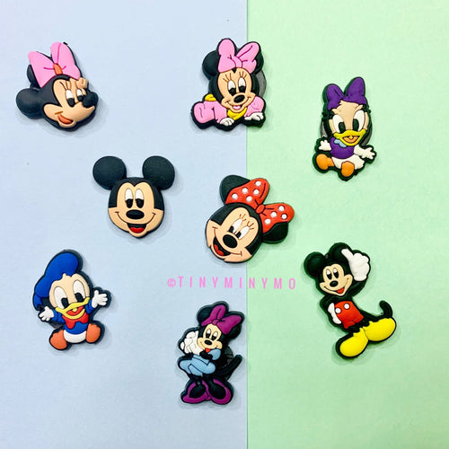 Fridge Magnets - Disney Characters - TinyMinyMo