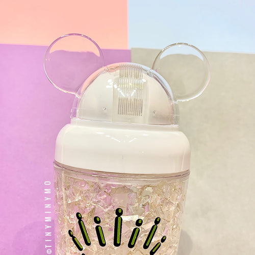 Frosted Mickey Mouse Sipper - TinyMinyMo