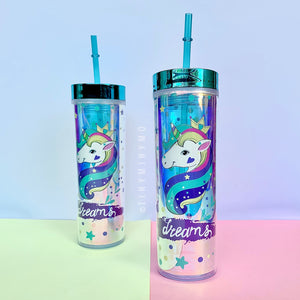 Holographic Unicorn Sipper