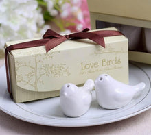 Load image into Gallery viewer, Love Birds Salt and Pepper Shaker