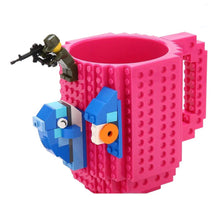 Load image into Gallery viewer, Build-On Brick Mug