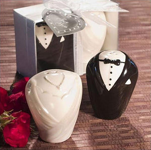 Bride and Groom Shakers