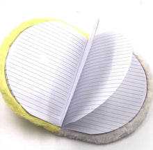 Load image into Gallery viewer, Lemon Plush Notebook - TinyMinyMo