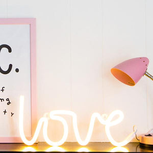 Love Neon Light - TinyMinyMo