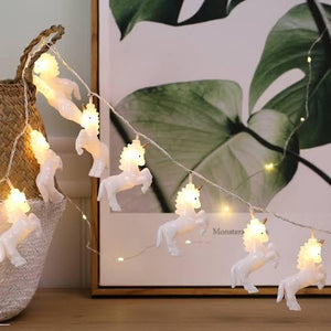 String Fairy Light - Unicorn - TinyMinyMo