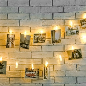 Photo-Clip String Light - TinyMinyMo