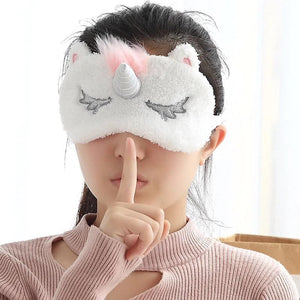Unicorn Eye Mask - TinyMinyMo