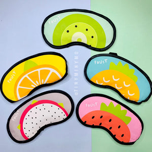 Fruit - Ice Gel Eye Mask - TinyMinyMo