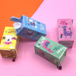 Llama Scented Wet Wipes - TinyMinyMo
