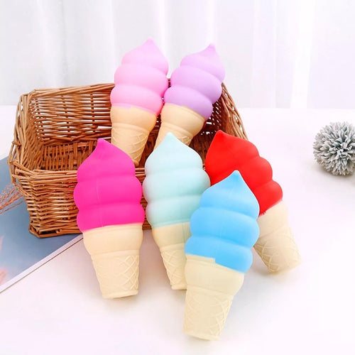 Ice-Cream Coin Pouch - TinyMinyMo