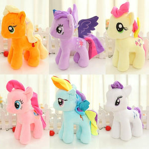 Plush Unicorn Toy - TinyMinyMo