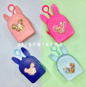 Bling Confetti Silicone Case - TinyMinyMo