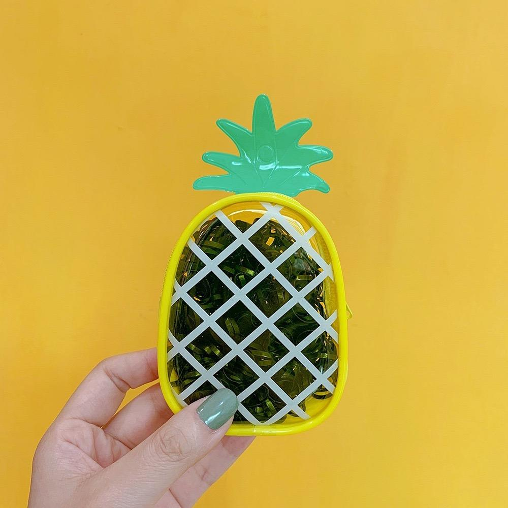 Mini Pineapple Pouch - TinyMinyMo