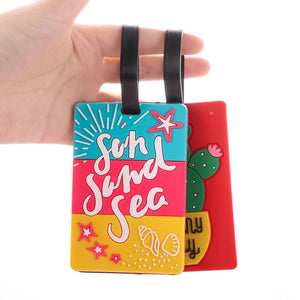 Luggage Tag - Beach Vibes