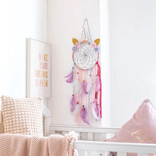 Load image into Gallery viewer, Unicorn LED Dream Catcher