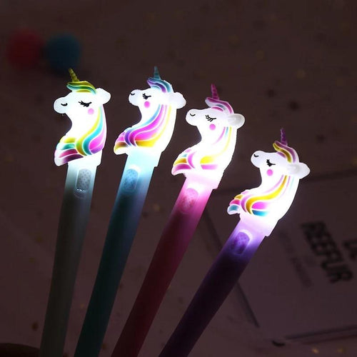 Unicorn LED Pen - TinyMinyMo