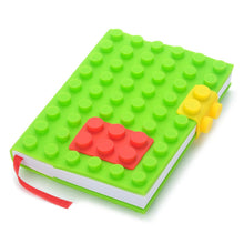 Load image into Gallery viewer, Lego Notebook - TinyMinyMo